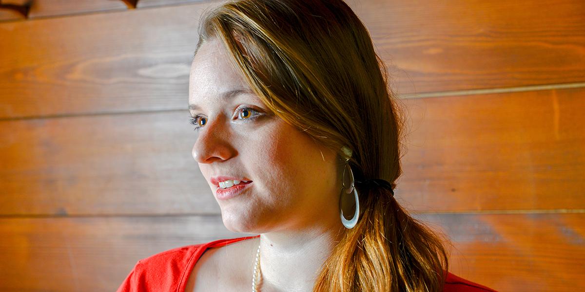 Interview mit Flurina Ruoss, Porträt