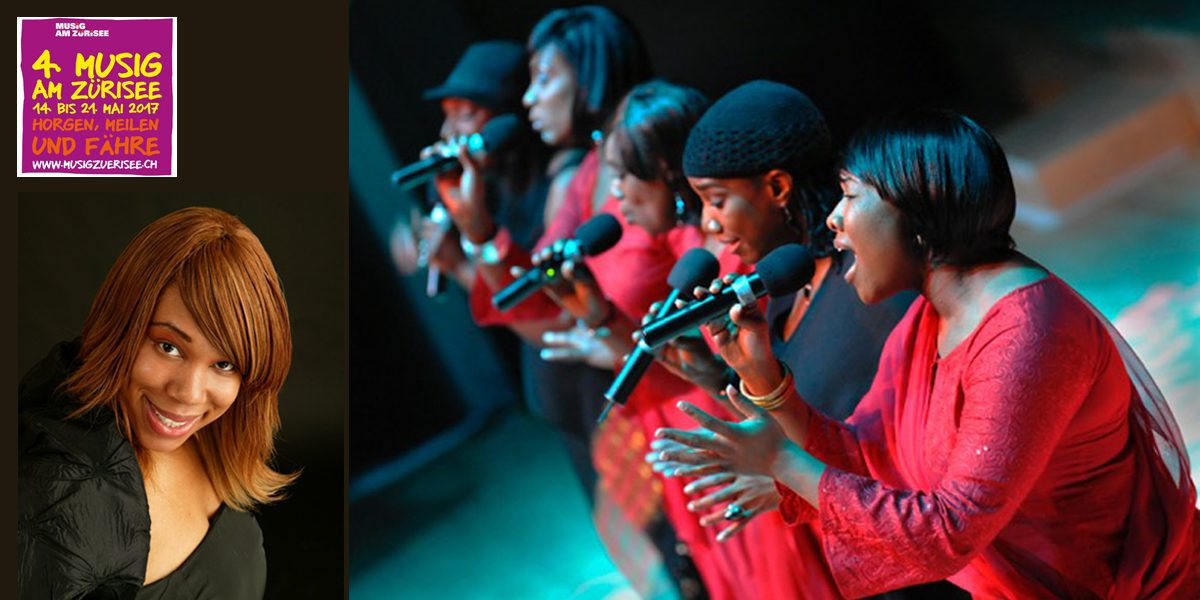 Gospel-Workshop mit den Black Voices, Kantorei Meilen