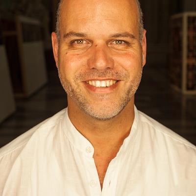 Porträt von Ernst Buscagne
