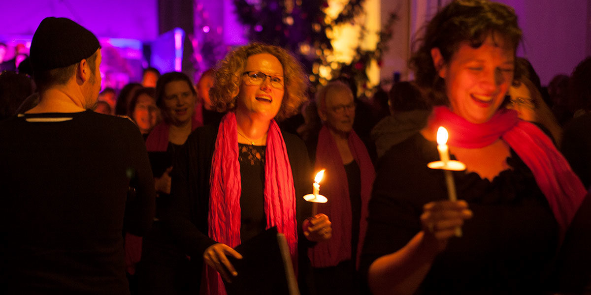 Gospelweihnacht in Meilen