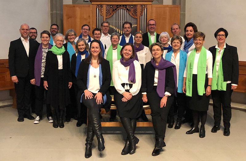 Portrait des Chors Cantiamo insieme