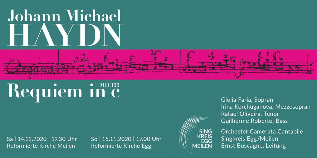 Singkreis Konzert 2020